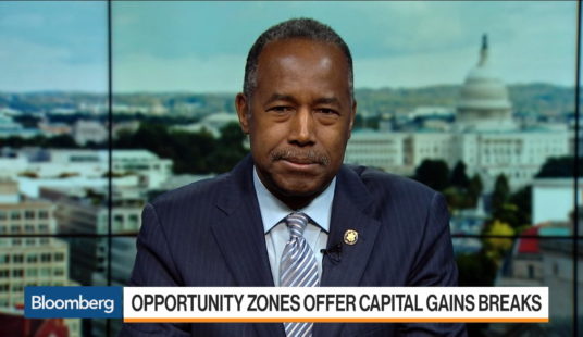 Ben Carson on Bloomberg TV